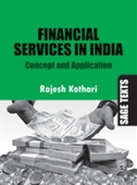 FINANCIAL SERVICES IN INDIA: Concept and Application