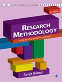 RESEARCH METHODOLOGY, 3E: A Step-by-Step Guide for Beginners