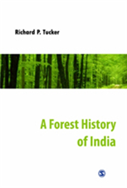 A FOREST HISTORY OF INDIA