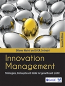 INNOVATION MANAGEMENT, 2E: Strategies, Concepts and Tools for Growth and Profit