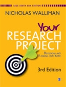 YOUR RESEARCH PROJECT, 3E: Designing and Planning Your Work