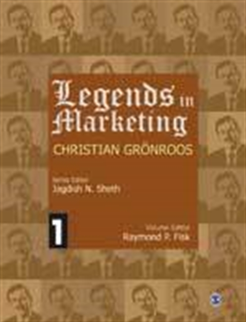 LEGENDS IN MARKETING: CHRISTIAN GRÖNROOS: 8 Volume Set