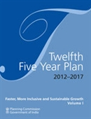 Twelfth Five Year Plan (2012-2017): Three Volume Set