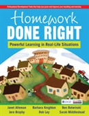 Homework Done Right: Homework Done Right