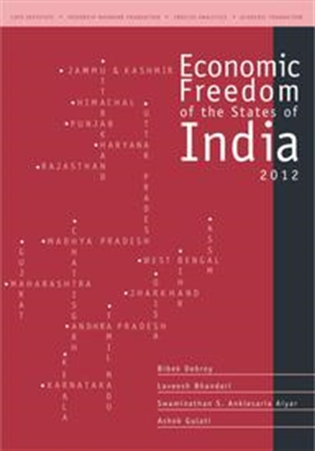 Economic Freedom of The States of India 2012