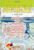 Dutch Sources On South Asia 1600-1825 Volume 2
