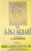The A-In-I Akbari (3 Vol Set)