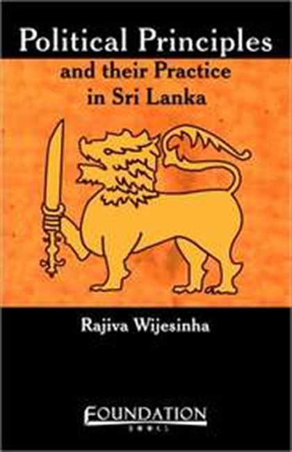Political Principles and Their Practice in Sri Lanka
