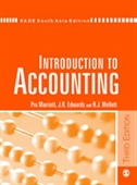 INTRODUCTION TO ACCOUNTING, 3E