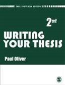 WRITING YOUR THESIS, 2E