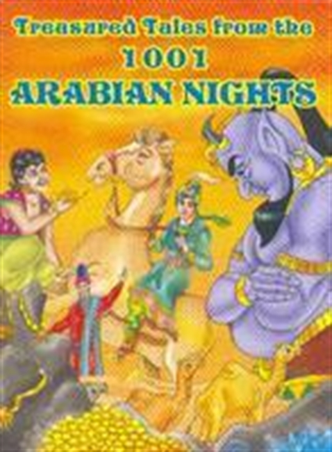 Treasured Tales From The 1001 Arabian Nights