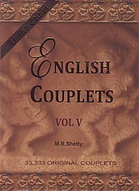 English Couplets (Vol V)