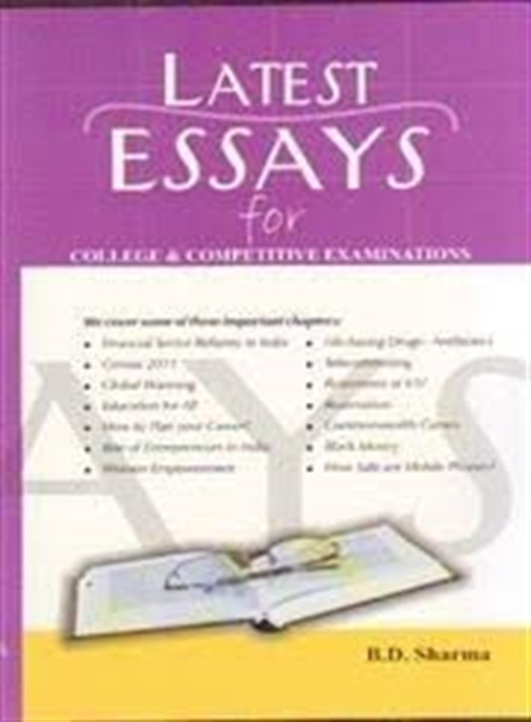 Latest Essays for College & Competitive Examinations