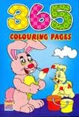 365 COLOURING PAGES