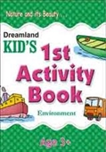 1ST ACTIVITY BOOK ENVIRONMENT (AGE 3+)