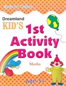 1ST ACTIVITY BOOK MATHS (AGE3+)