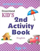 2ND ACTIVITY BOOK ENGLISH