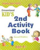 2ND ACTIVITY BOOK GOOD HABITS
