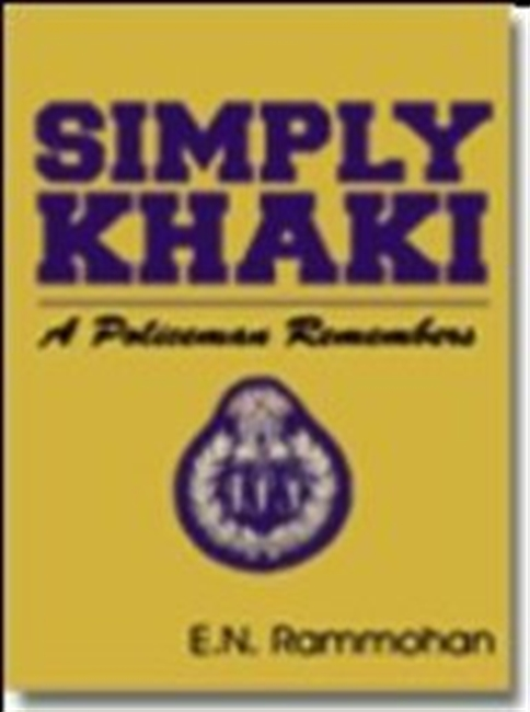 Simply Khan : A Policeman Remembers