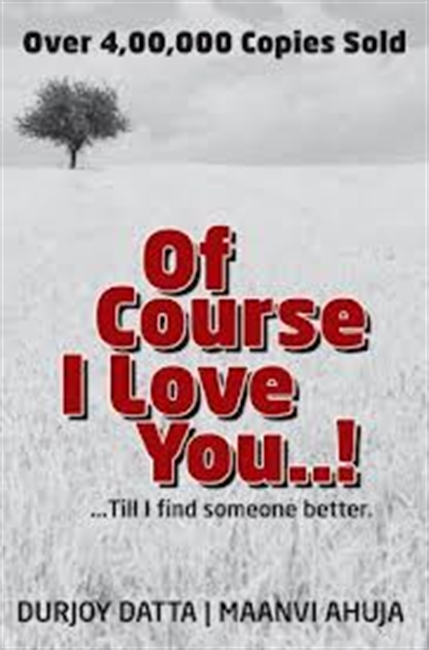 Of Course I Love You..!