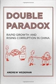 China's Paradox : Rapid Growth And Rising Corruption