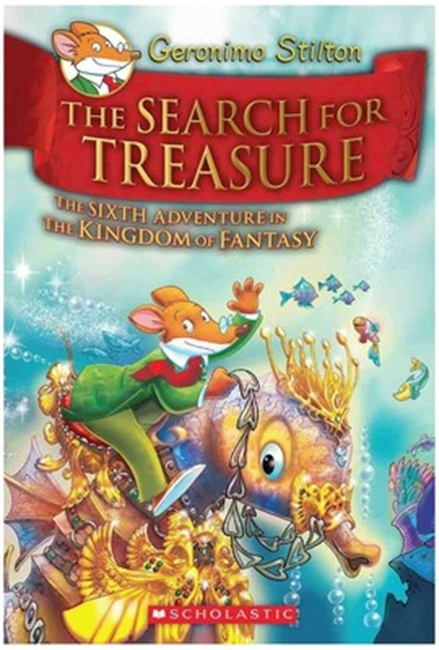 The Kingdom of Fantasy: The Search for Treasure