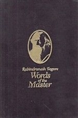 Rabindranath Tagore Words of The Master ( 1 Box set)