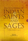 ENCYCLOPEDIA OF INDIAN SAINTS AND SAGES ( BOX SET OF 2 BOOKS)
