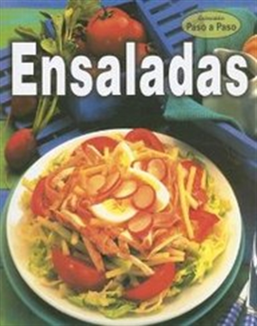 Ensaladas/Salads (Spanish Edition)